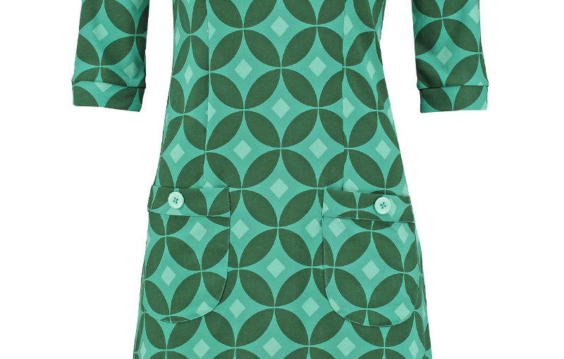 Hoe combineer ik: Tante Betsy jurk Twiggy Gardica green
